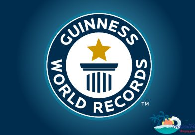 Another Guinness World Record set on Hainan Island.