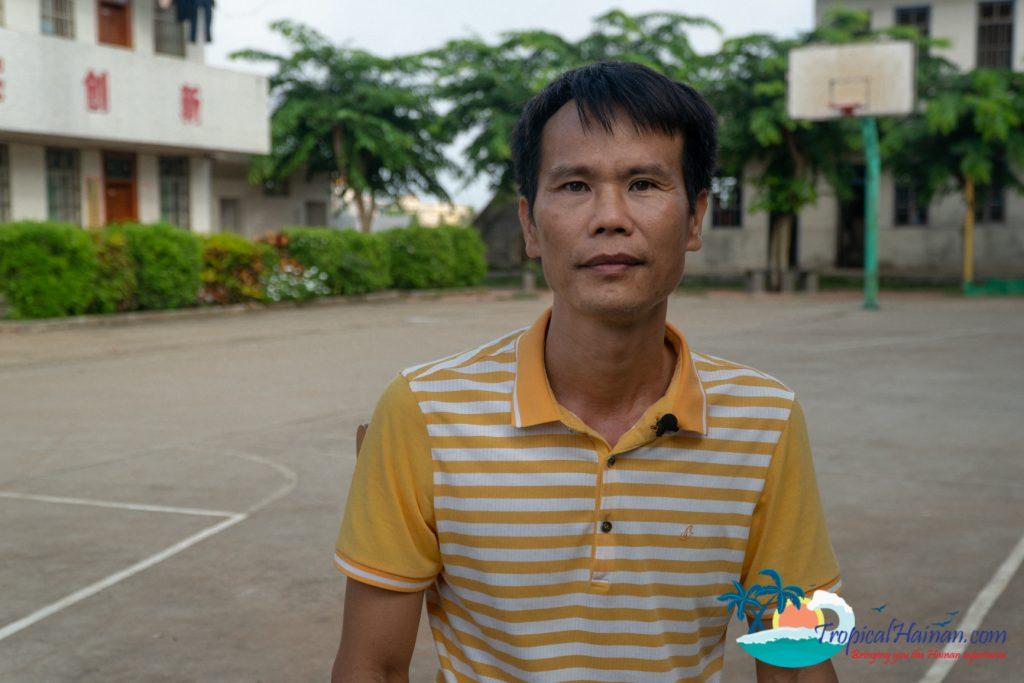 Bei gang Island Elementary school Hainan Island China (3)