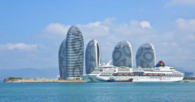 New guidelines released on May 8, cruises can operate from Sanya and Haikou and not visit foreign port