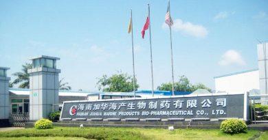 Hainan Jiahua Pharmaceutical Co., Ltd.