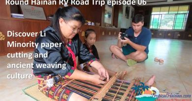 Round Hainan RV road trip season 01 episode 06