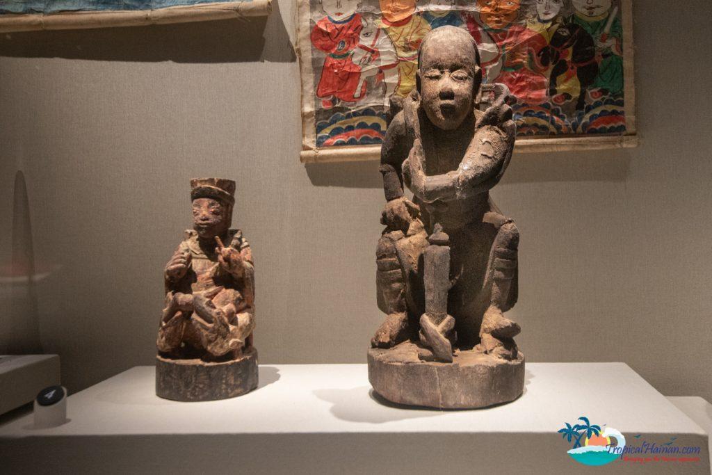 Hainan Museum articfact