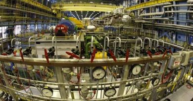 The country's first demonstration SMR at the Changjiang nuclear facility in Hainan