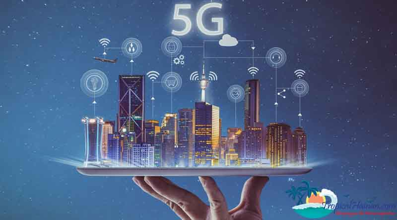 Hainan's 5G technology Drive