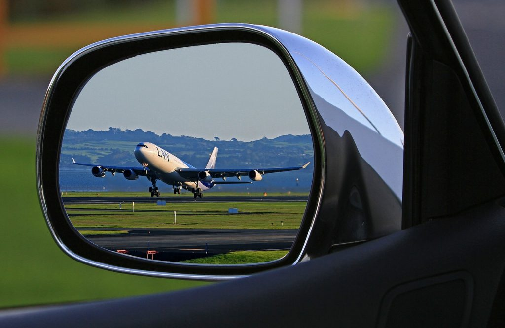 Airport parking will be streamlined