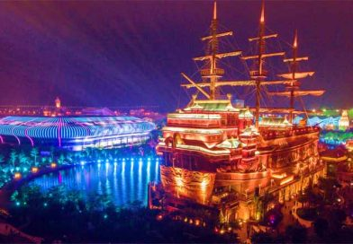 Discover Hainan episode 7-Changying Wonderland, Global 100 theme park