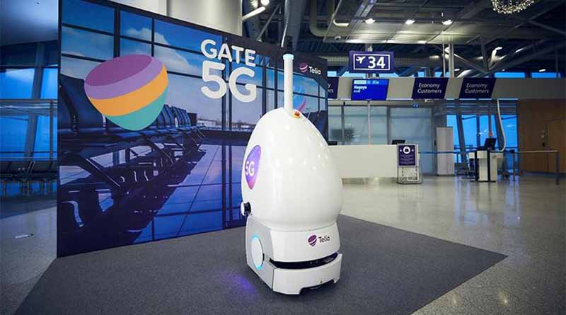 Haikou Meilan International airport to make the leap to 5G