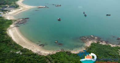 A day trip to Wenchang, Hainan island.