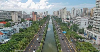 Haikou bus lanes and how to use them