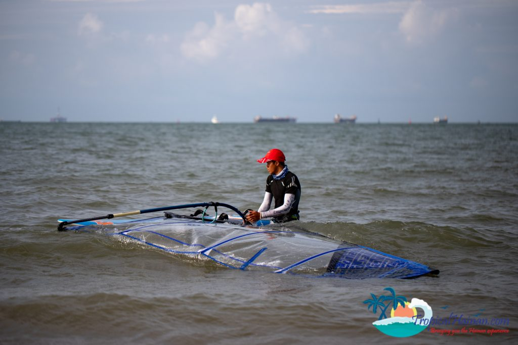 Watersports in haikou