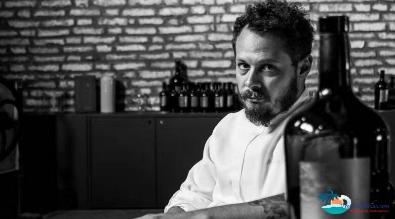 Michelin Star Chef – Francesco Brutto comes to Haikou.