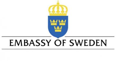 Invitation from Embassy of Sweden, Beijing to the Sweden-China Health Forum