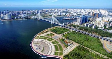 Haikou becomes China's first city to enforce regulations to protect bay resources