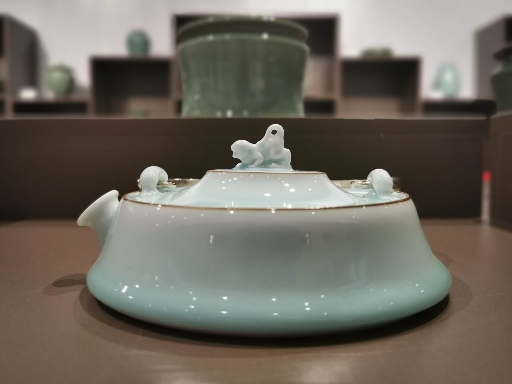 Ceramic China exhibition Hainan Museum