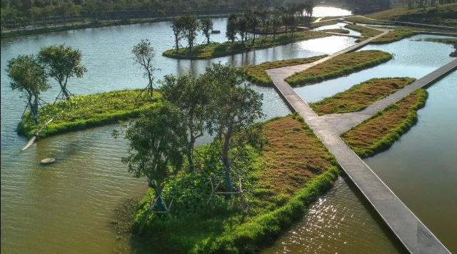 Mei she river park
