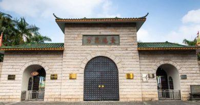 Xiu ying fort