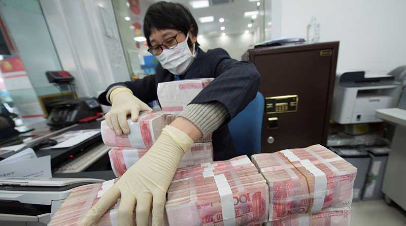 China destroying currency to stop spread of deadly coronavirus