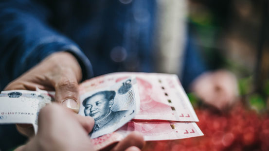 PBOC ordered the destruction of banknotes from markets