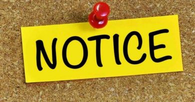 Notice on the handling of labor relations during the outbreak.
