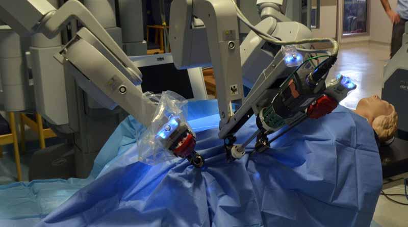 da Vinci Surgical System 3
