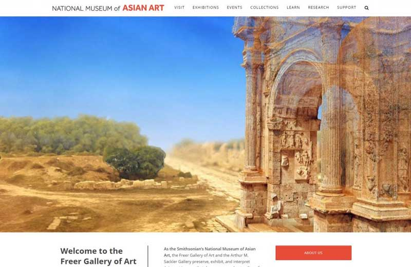 15 Online Museums & Art Galleries from around the world 5