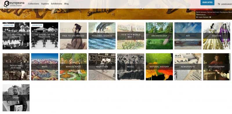 15 Online Museums & Art Galleries from around the world 6