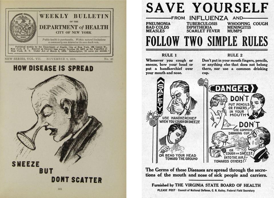 Pandemic poster 2