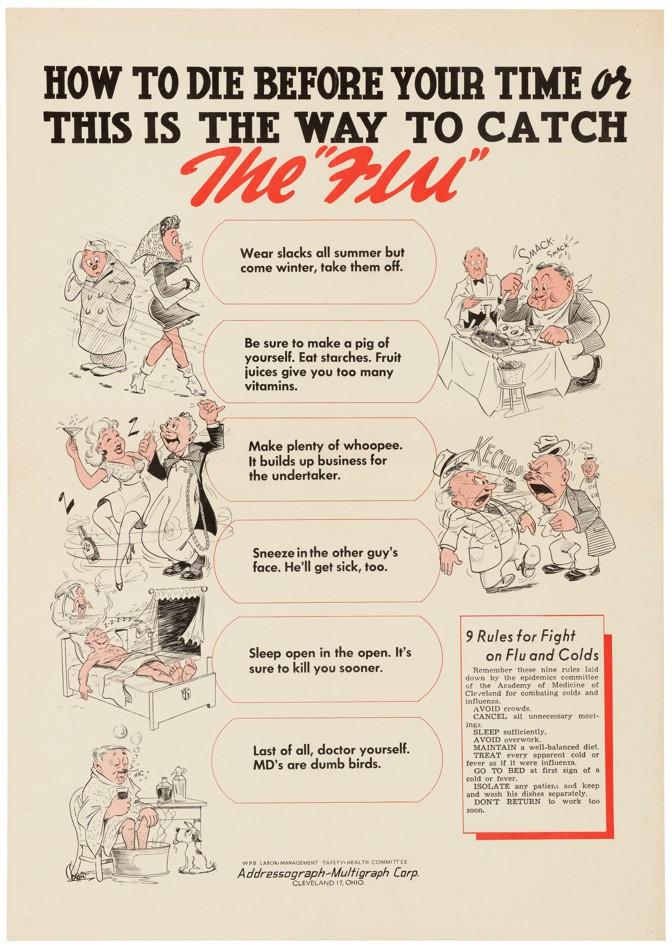 Pandemic poster 4
