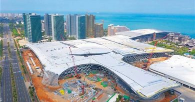 Second phase of Hainan Intl MICE Exhibition Centre to bring more opportunities
