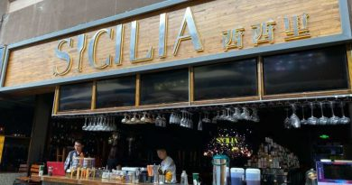 SICILIA bar Guomao haikou