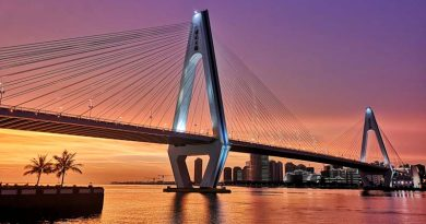 Century Bridge Haikou City