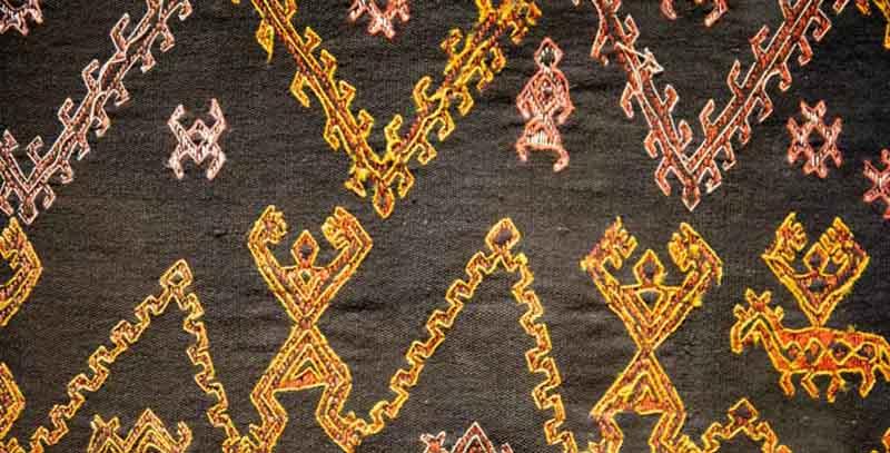 Li Minority textiles