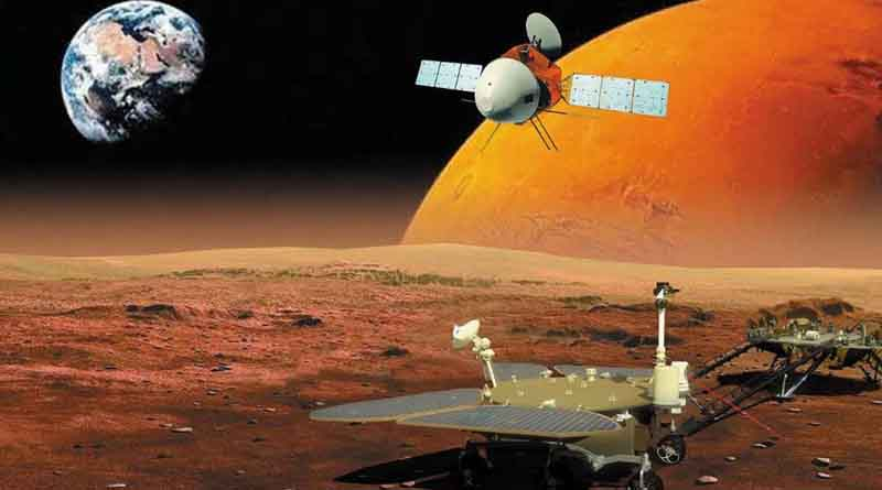 China's Mission to Mars What We Know about the Tianwen-1 Mission so far