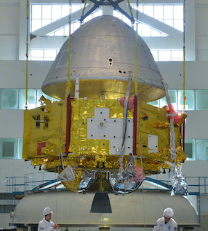 China's Mars Global Remote Sensing Orbiter and Small Rover undergoing tests during 2019 2