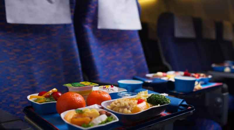 Chinese airlines beef up meals post-pandemic