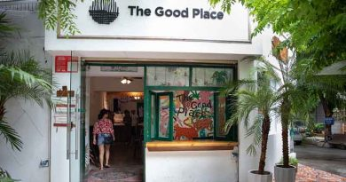 The good place all day brunch haikou cover image