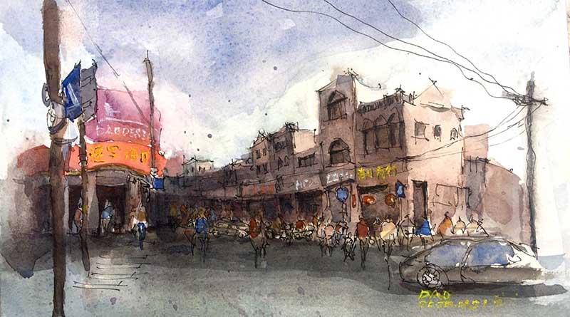 Urban-Sketchers-Haikou-Hainan-Island_-10