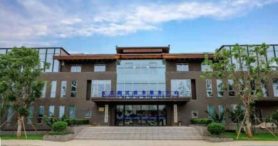 Haikou Jiangdong New Area Office Building