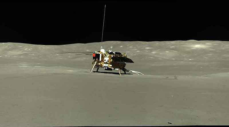 Feature image China on the moon