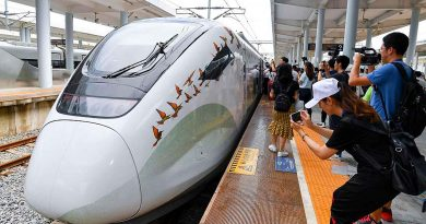 Jiangdong-high-speed-train