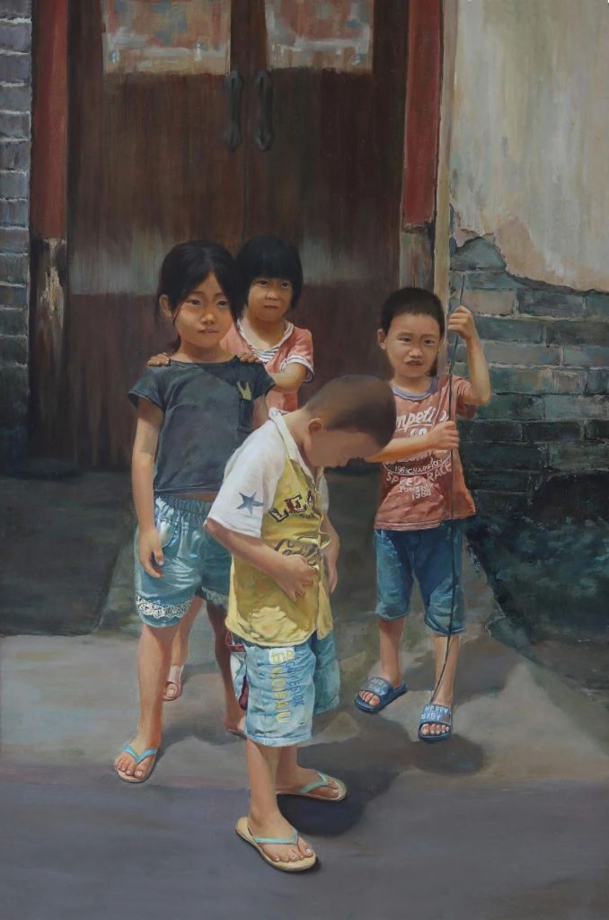 Oil painting exhibition 9