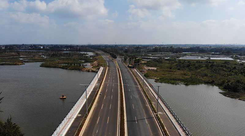 Jiangdong New Area Haikou, Hainan Free Trade Zone China