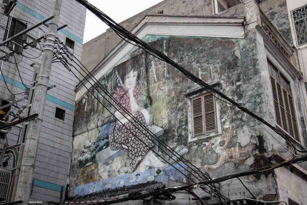 Haikou Old Town East lake street (20)