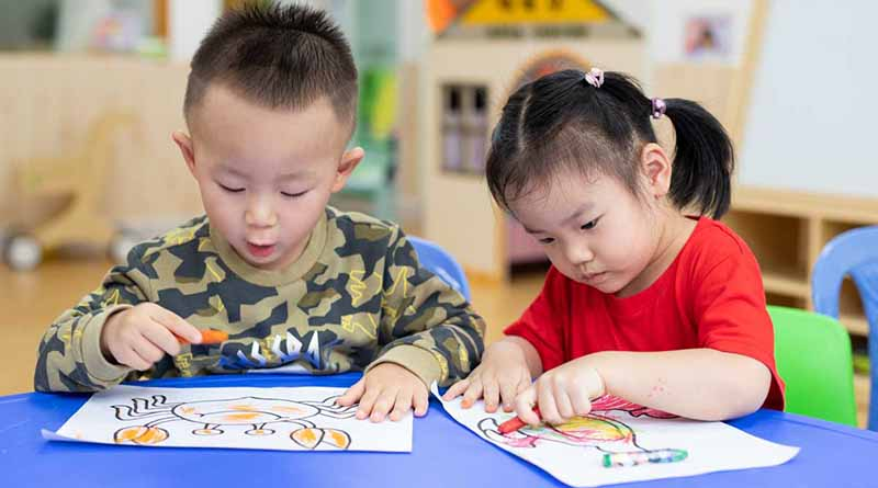 International preschool in Haikou Hainan education -7
