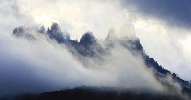 Baoting qi xiangling seven fairy mountain Hainan