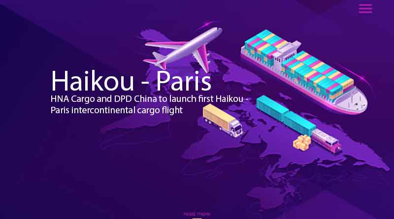 Haikou-to-Paris-cargo-flight
