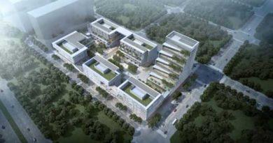 Jiangdong financial center 3