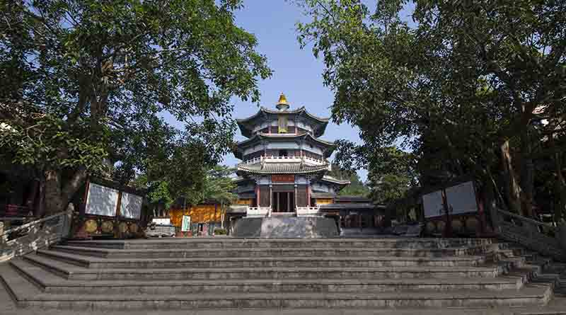 Things to do in Ding an Wenbi temple