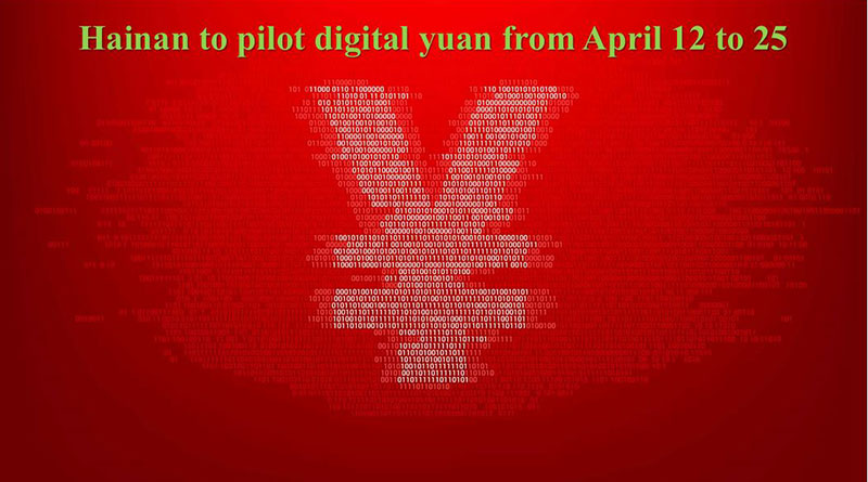 Hainan-to-pilot-test-digital-yuan
