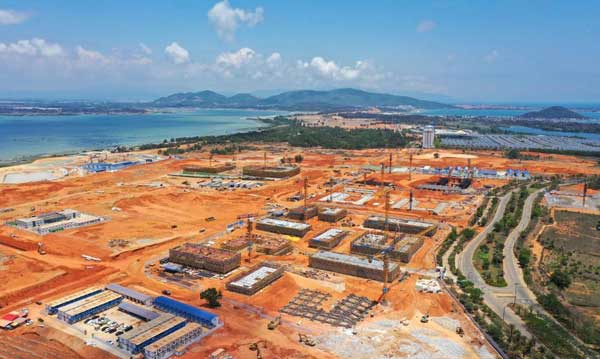 Intl-education-innovation-pilot-zone-under-construction-in-Hainan-2